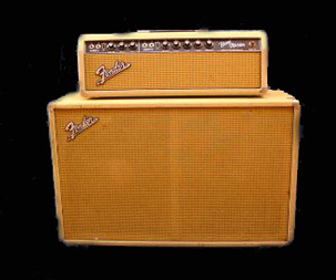 We buy amps, collections and estates like the Fender Bandmaster amp n head